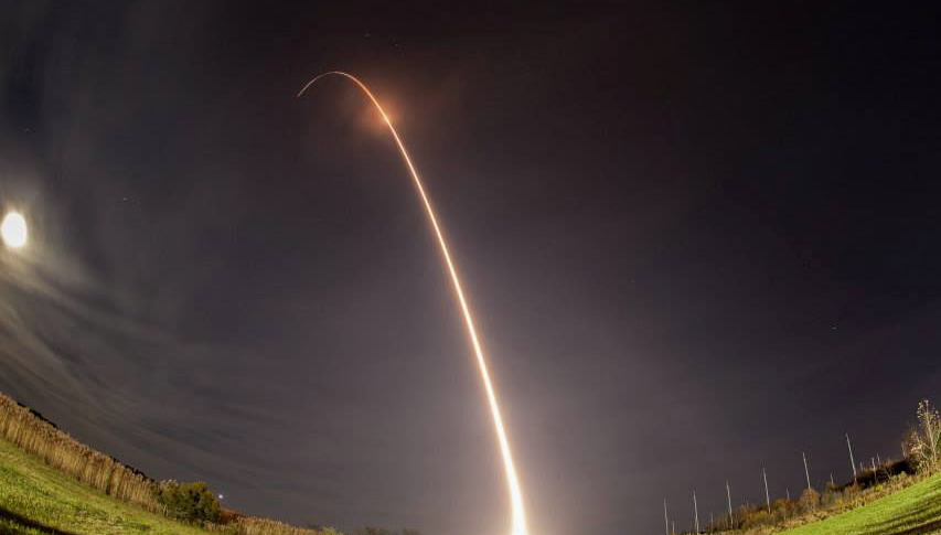 ORS-3 launch