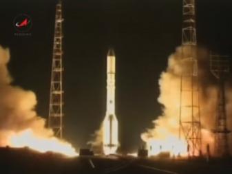 Proton rocket. Credit: Roscosmos