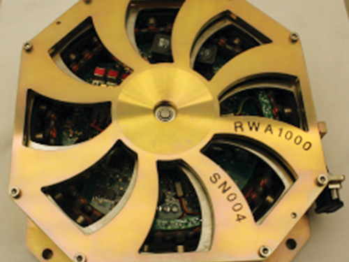 spacecraft reaction wheels - photo #16