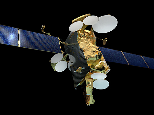 SES Jumps On Electricpropulsion Bandwagon With Latest Satellite - Latest satellite photos