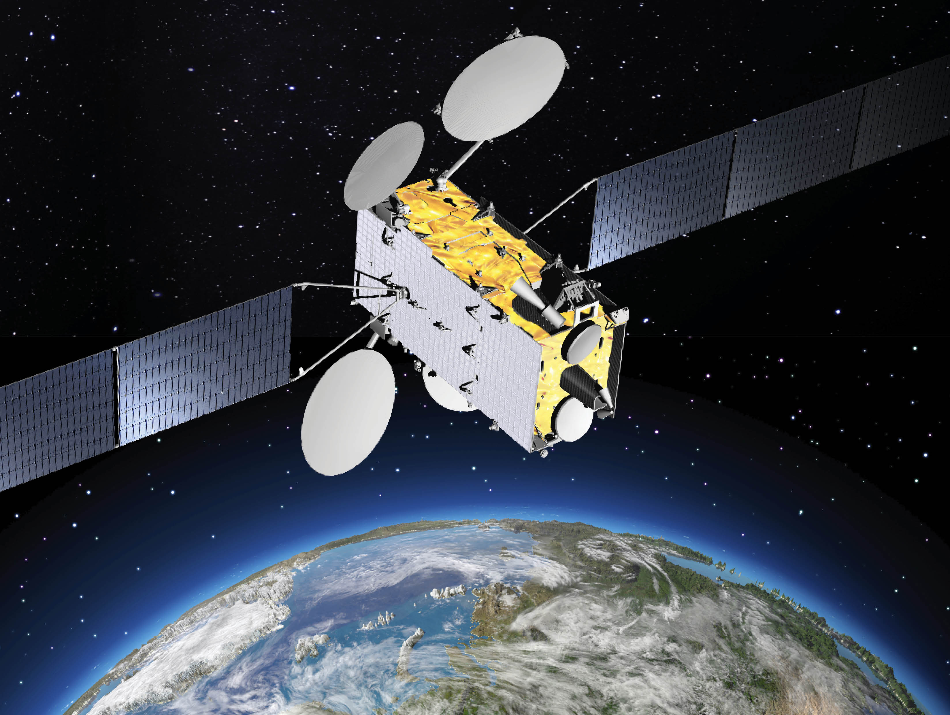 Brazil Thales Alenia Space Ink Satellite And Tech