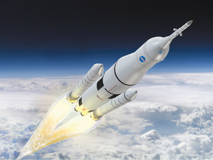 nasa sls hd - photo #23