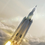Space Launch System. Credit: NASA/Marshall Space Flight Center
