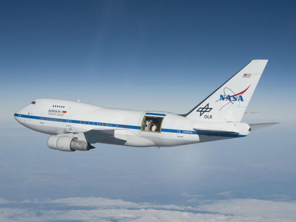 NASA's SOFIA airborne observatory faces termination again