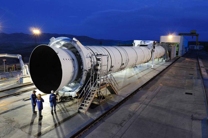 Sacramentos Moon Rockets Images of Modern America