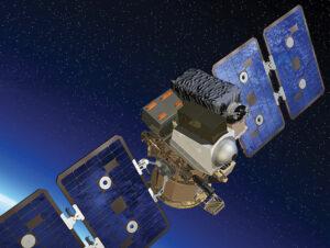 STPSat-5. Credit: SNC