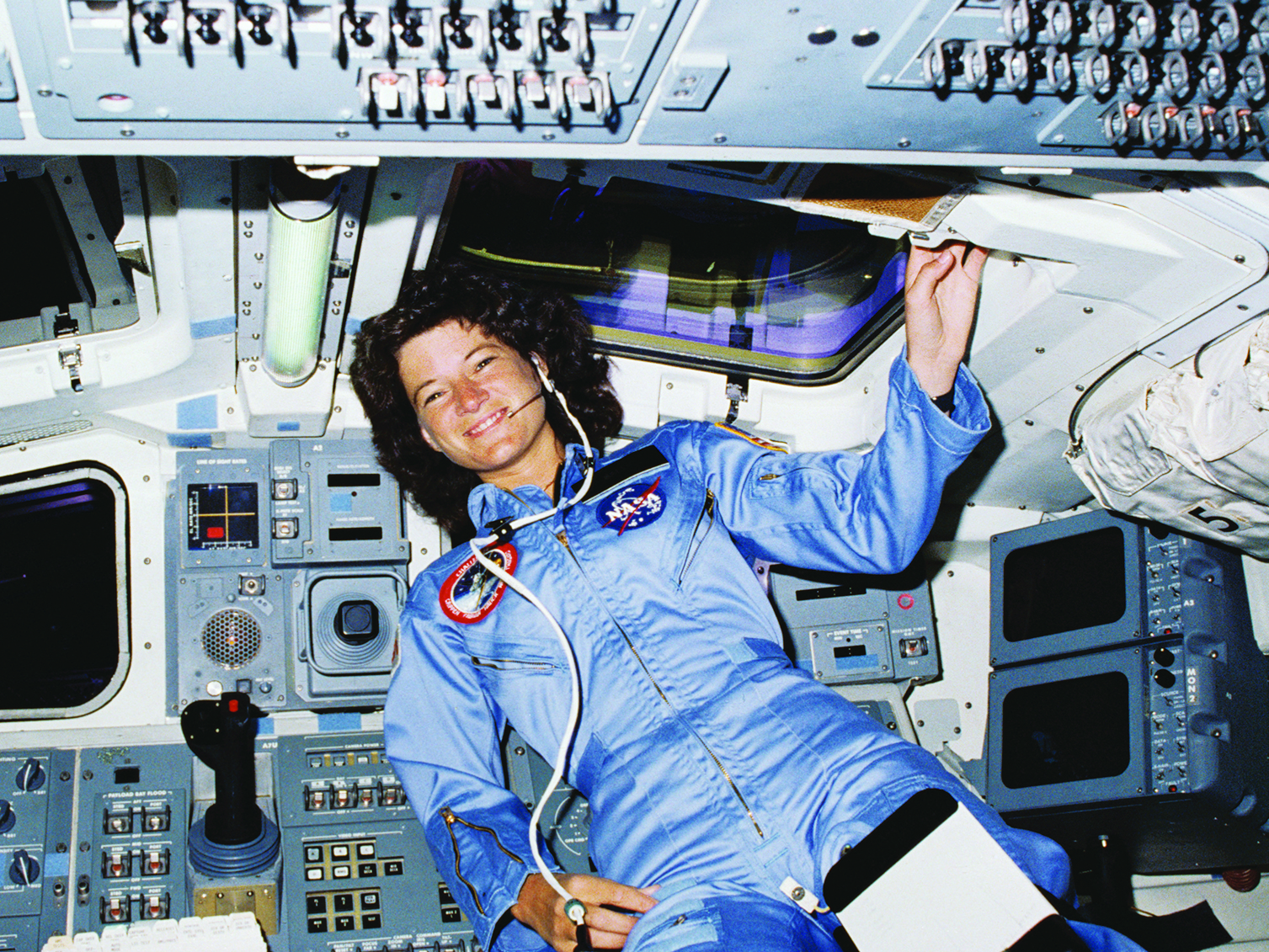 nasa sally ride women - photo #16