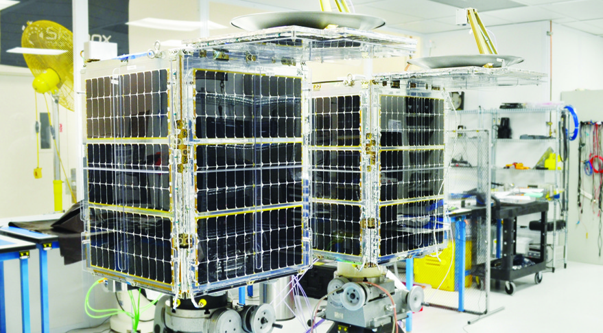 SkySat-1 and SkySat-2