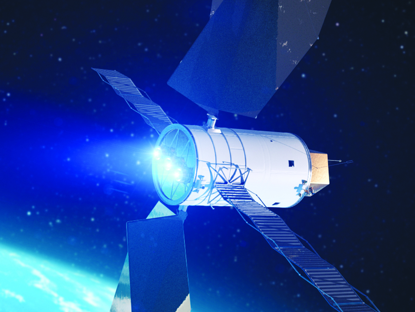 Space Technology And Innovation Nasa Banking On Solar