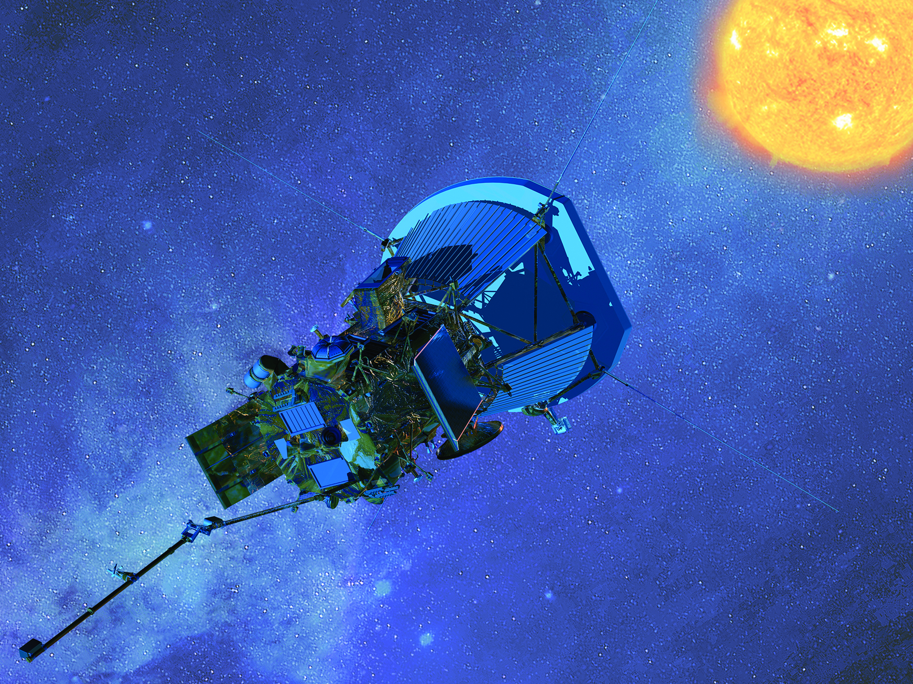 nasa sun mission - HD 3000×2247