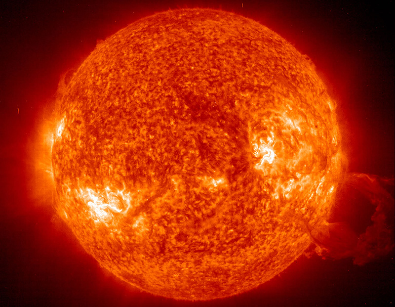 Solar Storms are Bad for Satellites, Right? MIT Researchers Not So Sure