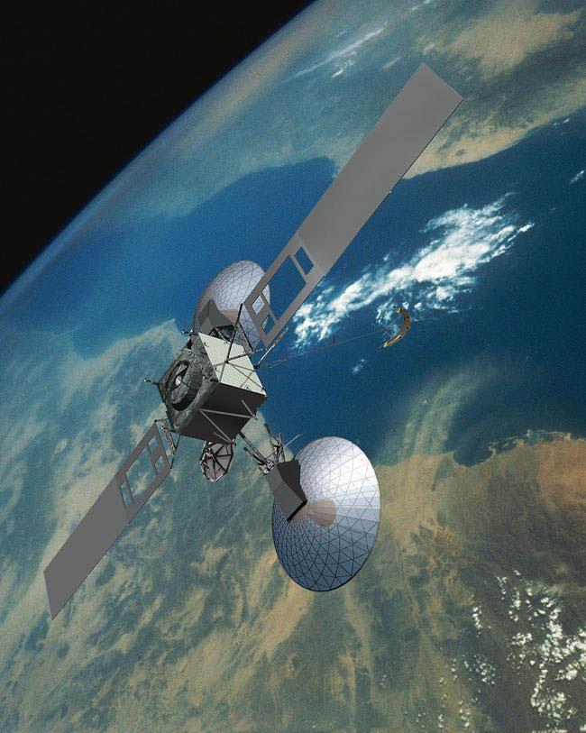 nasa satellite tracker - 650×813