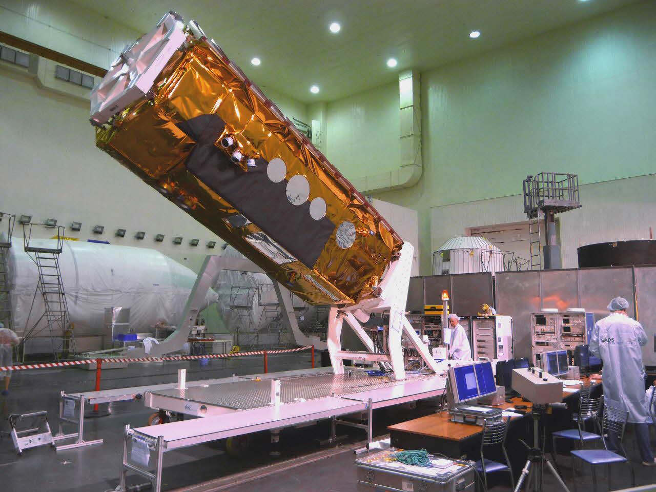 Bae To Market German Radar Satellite Data To U S