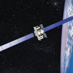 WGS satellite. Credit: Boeing