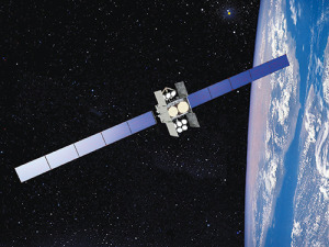 WGS satellite. Credit: Boeing