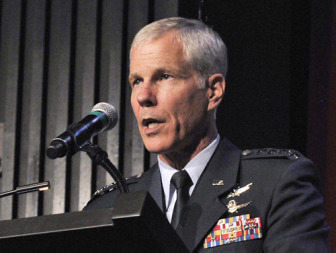 U.S. AIr Force Gen. William Shelton. Credit: U.S. Air Force photo