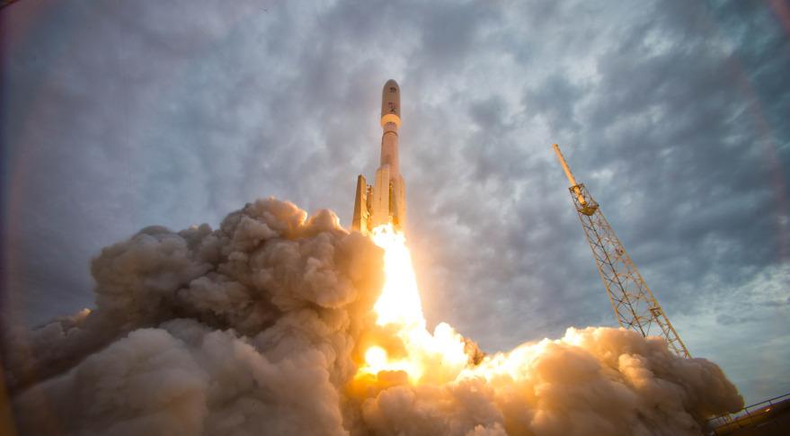 Atlas 5 rocket. Credit: ULA