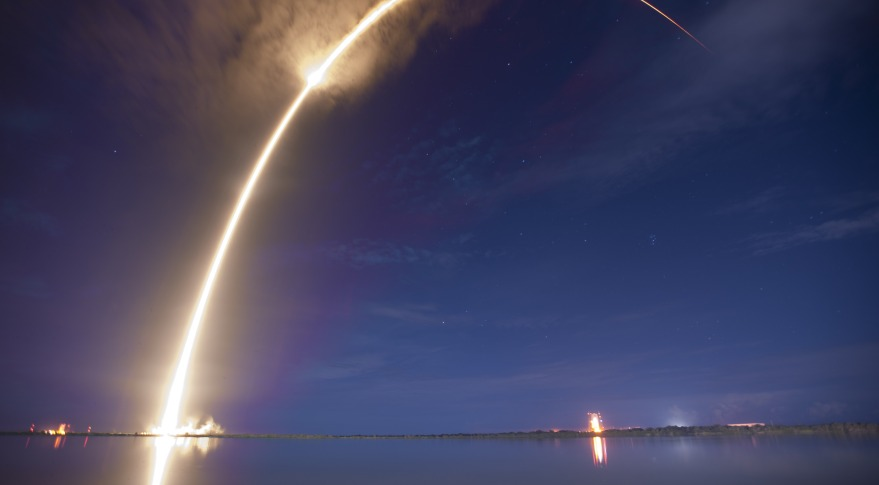 SpaceX Launches AsiaSat 6, a Month after Lofting AsiaSat 8
