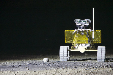 Astrobotic Andy rover