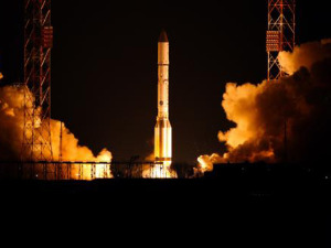 SES's Astra 2G telecommunications satellite launches Dec. 28 on an ILS Proton rocket. Credit: ILS