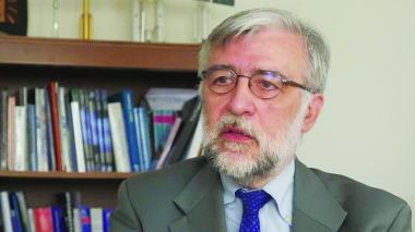 Caption: ESA's Didier FaivreCredit: ESA photo
