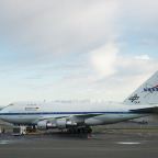 Stratospheric Observatory for Infrared Astronomy. Credit: NASA/Carla Thomas