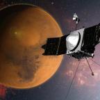MAVEN. Credit: NASA