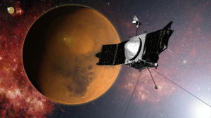 MAVEN. Credit: NASA