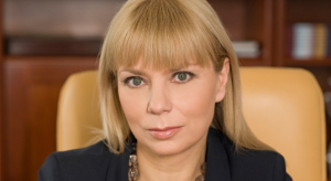 In discussing the Soyuz decision, Elzbieta Bienkowska, the European Commission's new space chief, said the priority should be getting Galileo in service as quickly as possible. Credit: Poland's Ministry of Infrastructure and Development