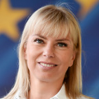 Elzbieta Bienkowska of the European Commission. Credit: European Commission