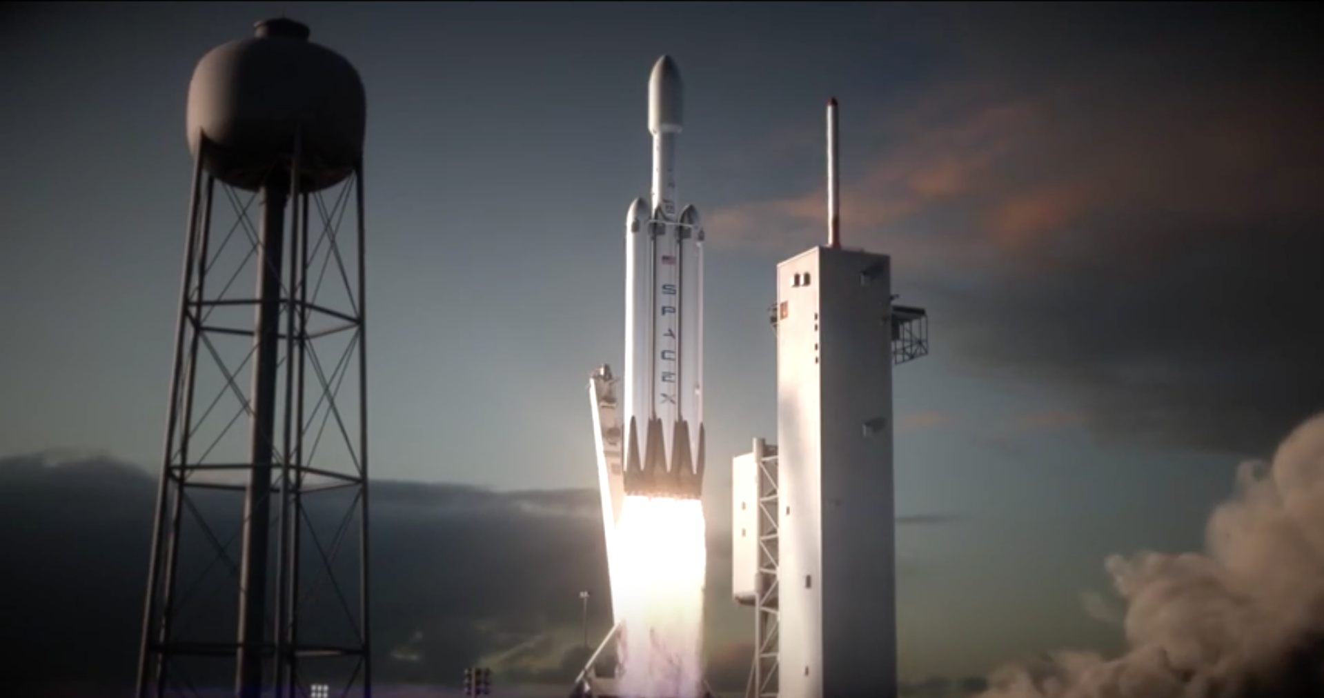 spacex falcon heavy rocket -#main