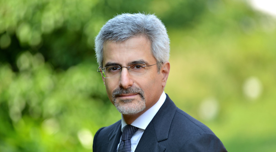 SES Chief Executive Karim Michel Sabbagh. Credit: SES