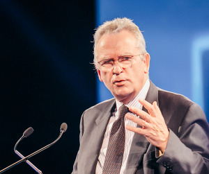 Eutelsat Chief Executive Michel de Rosen. Credit: Eutelsat