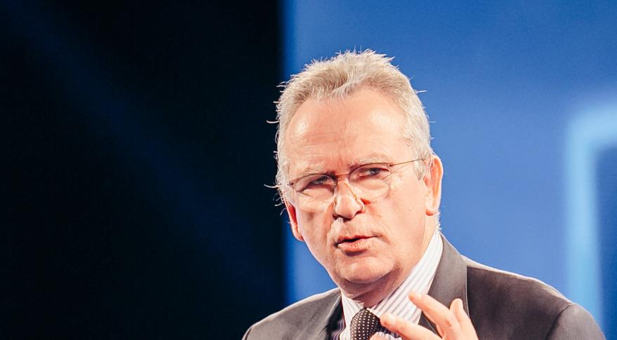 Eutelsat Chief Executive Michel de Rosen. Credit: Eutelsat