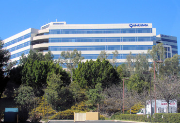 Qualcomm Research Center in San Diego, California. Courtesy of Wikipedia