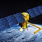SWOT oceanography satellite. Credit: Thales Alenia Space