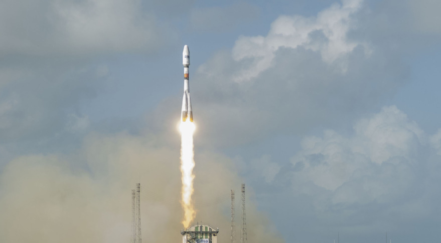 SES chooses Arianespace, Soyuz for fifth MEO launch