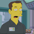 Elon Musk guest starts on The Simpsons.