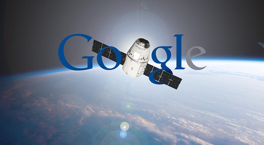 SpaceX-Google Matchup Sets Up Satellite Internet Scramble