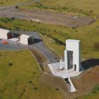 An aerial view of Alaska's Kodiak Launch Complex. Credit: Alaska Aerospace Corp.
