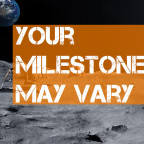 The Google Lunar X Prize divided $5 million in intermediate prizes among five teams that accomplished self-defined milestones of varying difficulty. Credit: GLXP image/SpaceNews graphic by Brian Berger
