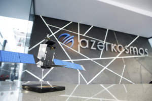 Intelsat's deal with Azercosmos is the latest joint development allowing two ostensibly competing fleet operators to join forces to reduce the capital expenditure required to inaugurate or maintain a presence at a given orbital locale. Credit: Azercosmos