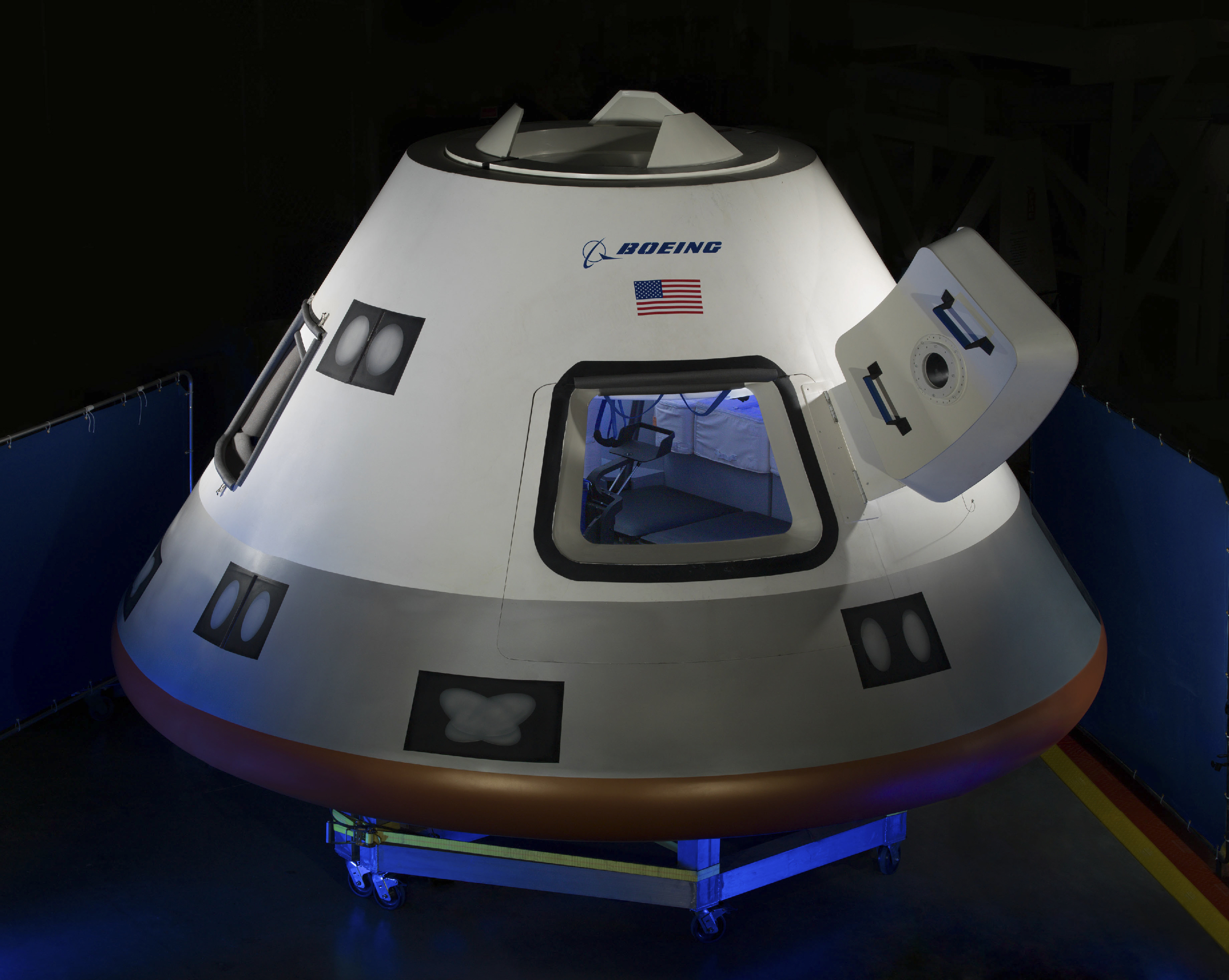Boeing Folds Sls Cst 100 Space Capsule Into New Division