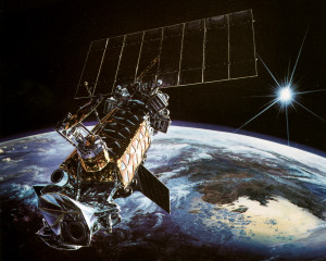 DMSP spacecraft