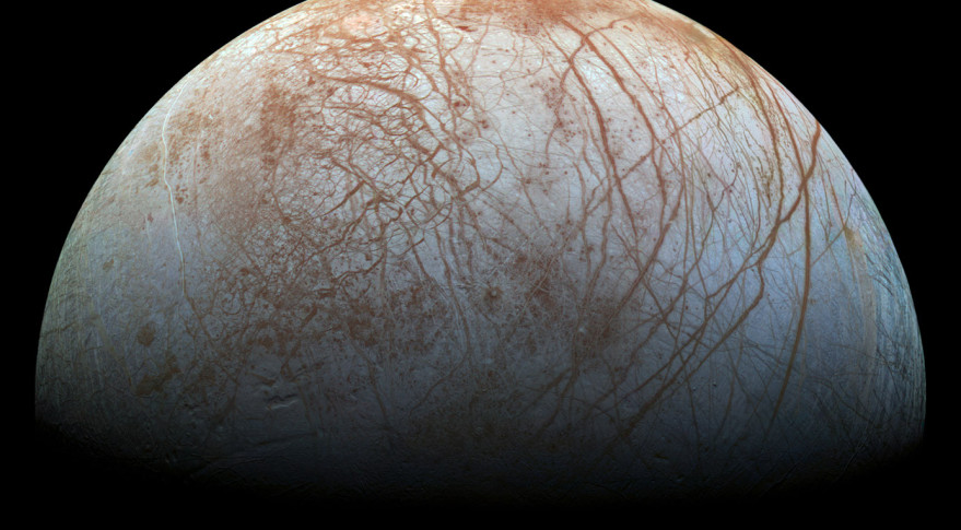 Europa Jupiter moon