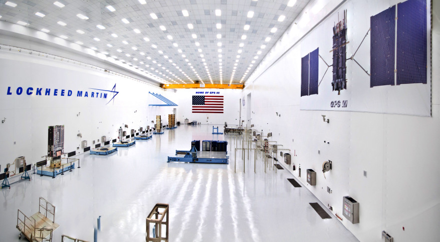 GPS 3 Processing Facility