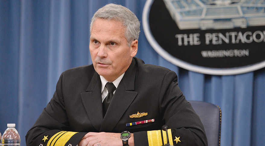 Vice Adm. James D. Syring, Director, Missile Defense Agency