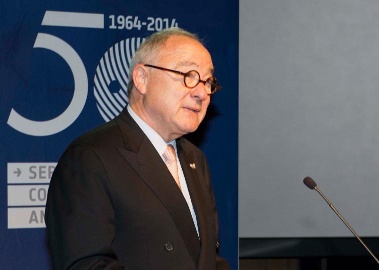 Jean-Jacques Dordain. Credit: ESA