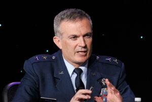 Maj. Gen. Martin Whelan