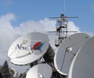 NewSat teleport at Perth